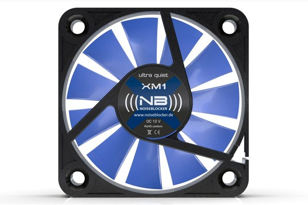 Noiseblocker NB-BlacksilentFan XM2 (40x40x10mm)