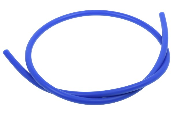 "Alphacool Silicon Bending Insert 100cm für ID 3/8"" / 10mm HardTubes - blue"