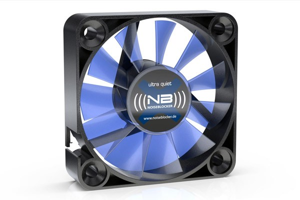 Noiseblocker NB-BlacksilentFan XM1 (40x40x10mm)
