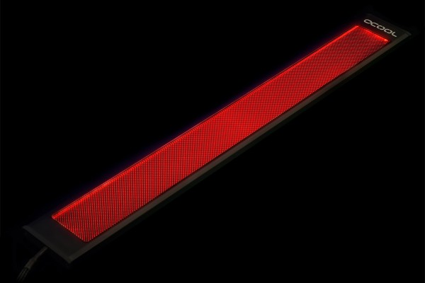 Alphacool Eislicht LED Panel - rouge