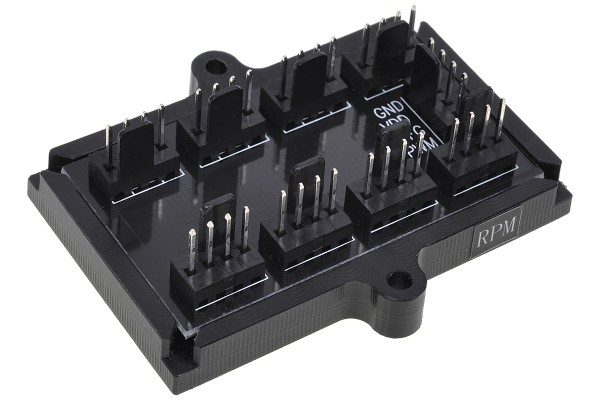 Phobya Répartiteur 4Pin PWM vers 8x 4Pin broches