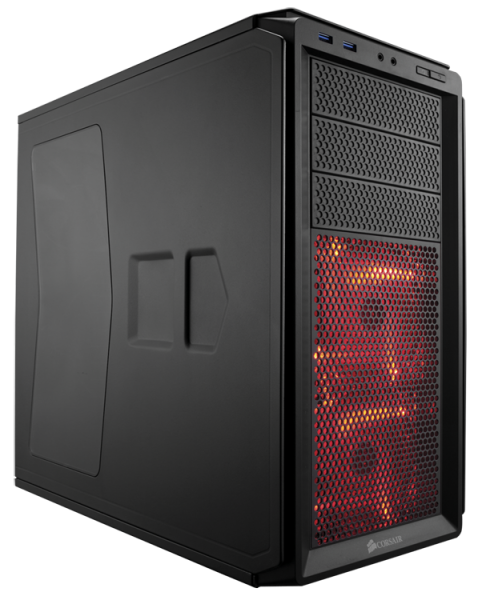 Corsair Graphite 230T window - schwarz