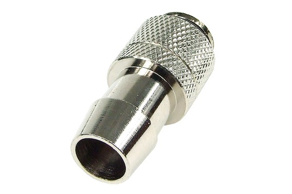 "13mm (1/2"") Embout Cannelé 1/4"" avec Joint Torique (High-Flow) - Rotatif"
