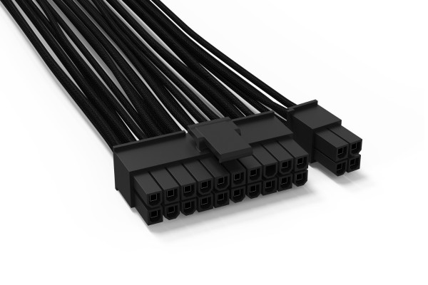 be quiet! 1x CB-6620 Sleeved Power Cable