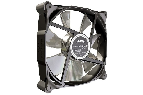 Noiseblocker - Ventilateur 120mm - NB-Multiframe M12-S1 (120x120x25mm)
