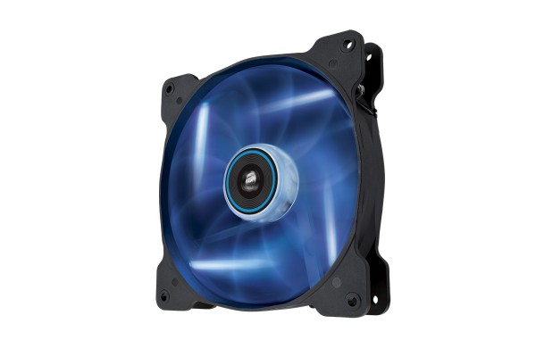 Corsair Air AF140 LED blue Quiet Edition (140x140x25)