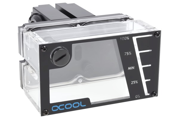 Alphacool Repack - Station Dual Laing D5 incl. 2x Alphacool VPP655 - Single Edition