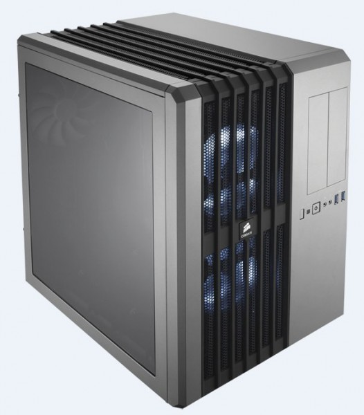 Corsair Carbide AIR 540 - silber