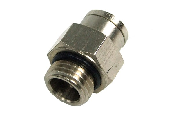 """8mm 1/4"""" Double Embout - Nickelé"""