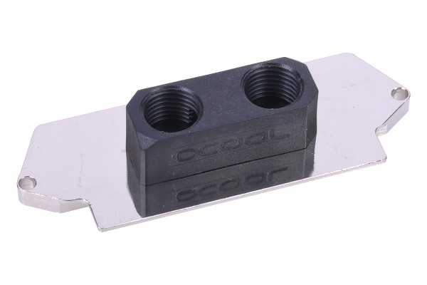 Alphacool HF 14 Smart Motion Cooling Plate EVGA Classified SR-2 Mosfet - Nickel