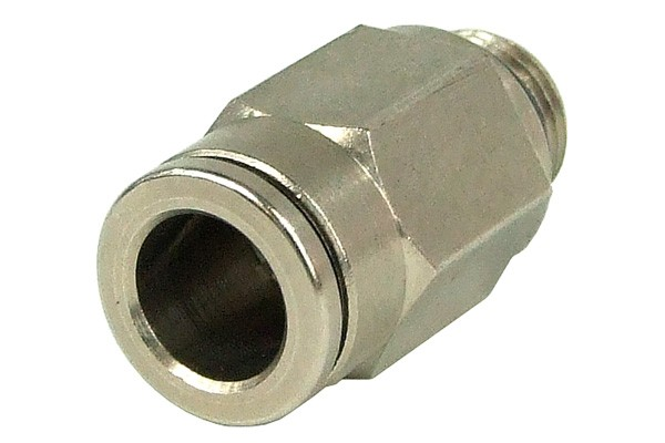 """8mm 1/8"""" Double Embout - Nickelé"""