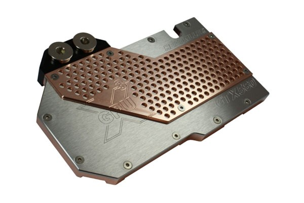 "B-Ware Watercool HEATKILLER® GPU-X³ GTX 570/580 noIHS ""Hole Edition"""