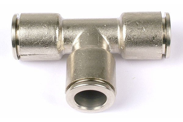 10mm Embout - T - Nicklé