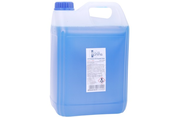 Aquatuning AT-Protect-UV Crystal Blue Kanister 5000ml